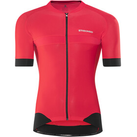 Etxeondo Maillot M/C Mendi Bike Jersey Shortsleeve Men red/black